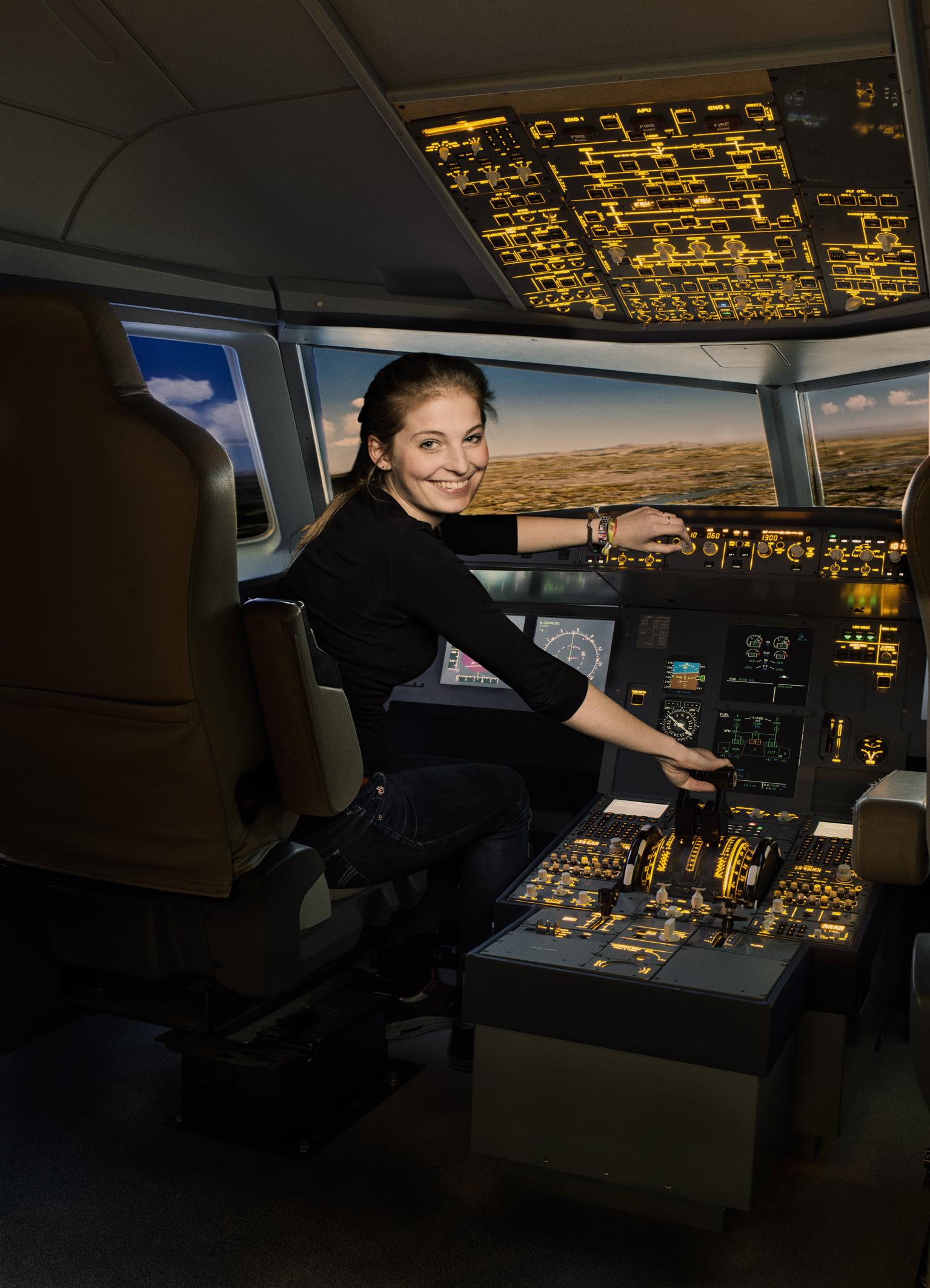 Flugsimulator DASA
